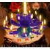"""свеча для торта музыкальная """"тюльпан"""""""